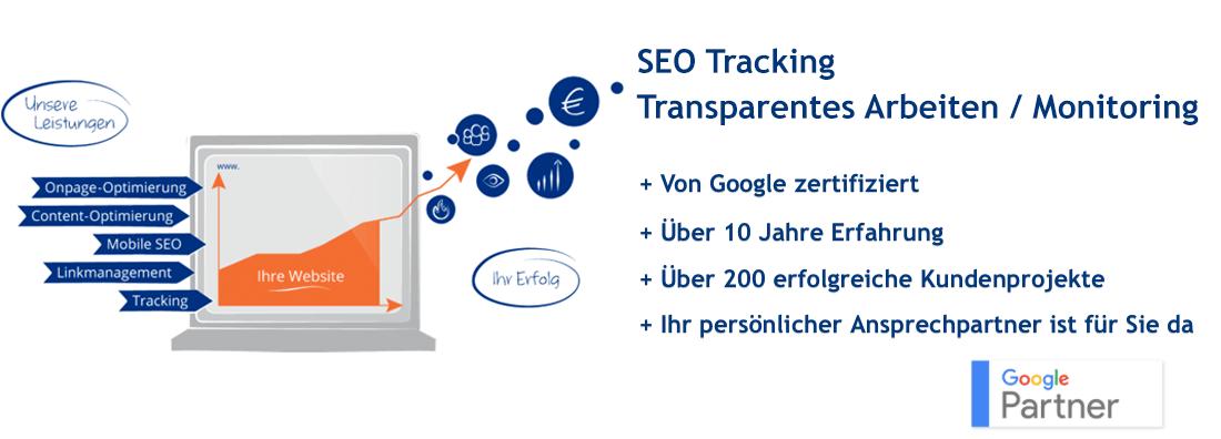 SEO Tracking und Monitoring