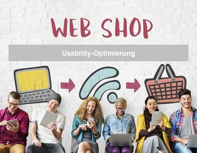 Usability-Optimierung für Webshops