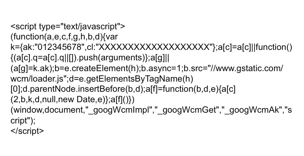 Code Converson Tracking ohne feste Rufnummer
