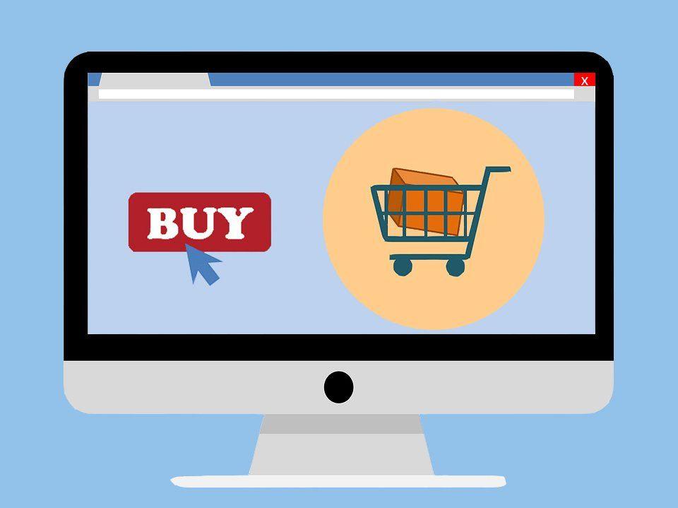 E-Commerce Branche auf gutem Weg