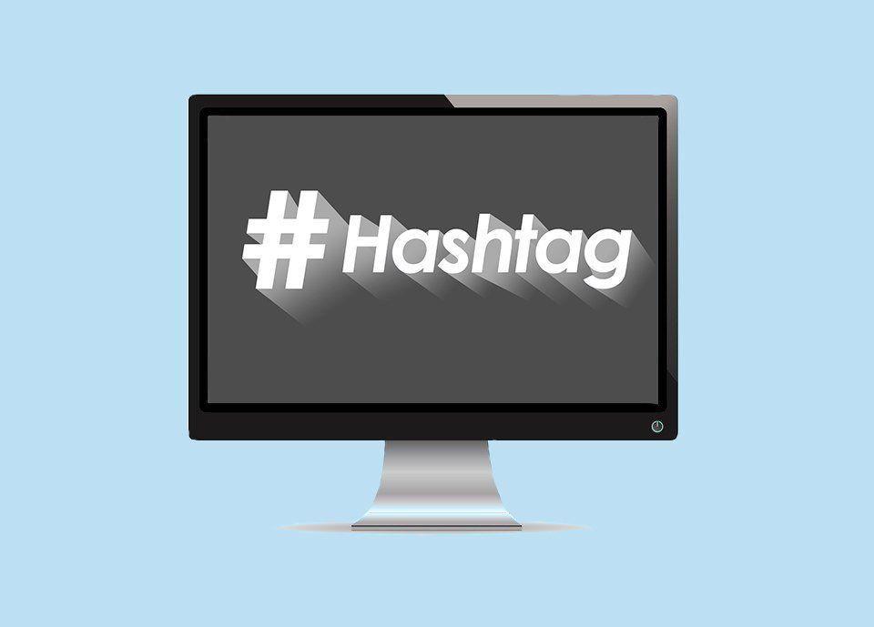 Korrekte Nutzung von Hashtags