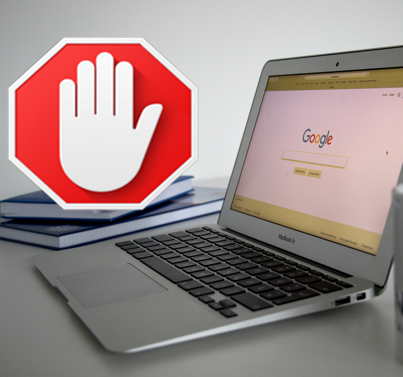 Google Chrome AdBlocker
