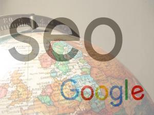 Die SEO Weltrangliste mit einem Globus dargestellt - webnativ.de