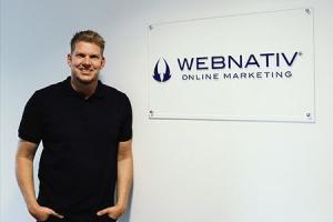 Nico Matschulla unterstützt webnativ ab sofort als Sales Manager