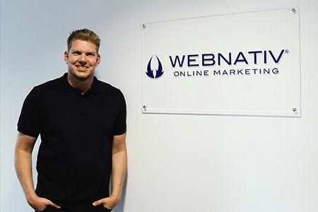 Teamzuwachs 3.0 – Nico Matschulla unterstützt webnativ