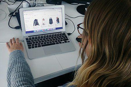 Verändertes Kaufverhalten beim Online Shopping