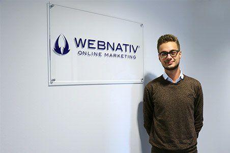 webnativ Teamzuwachs – Michael Tüchelmann betritt den webnativ-way