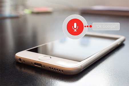 Voice Search: So optimieren Sie Ihre Website für Sprachassistenten