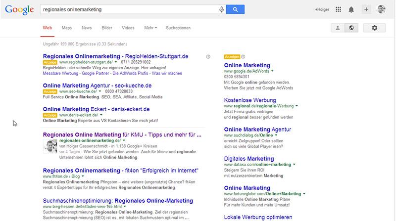 Google Suchmaschine: Anpassung der Suchalgorithmen für Originale News