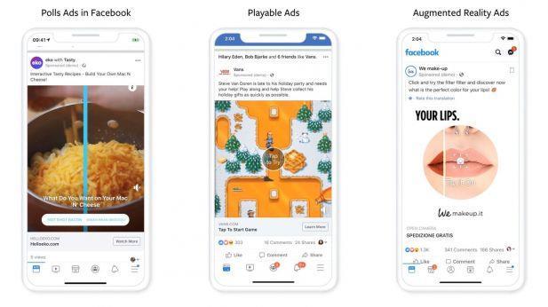 Neue Werbelösungen bei Facebook für Werbetreibende
