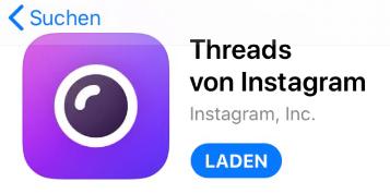 Neue Messenger App für Instagram