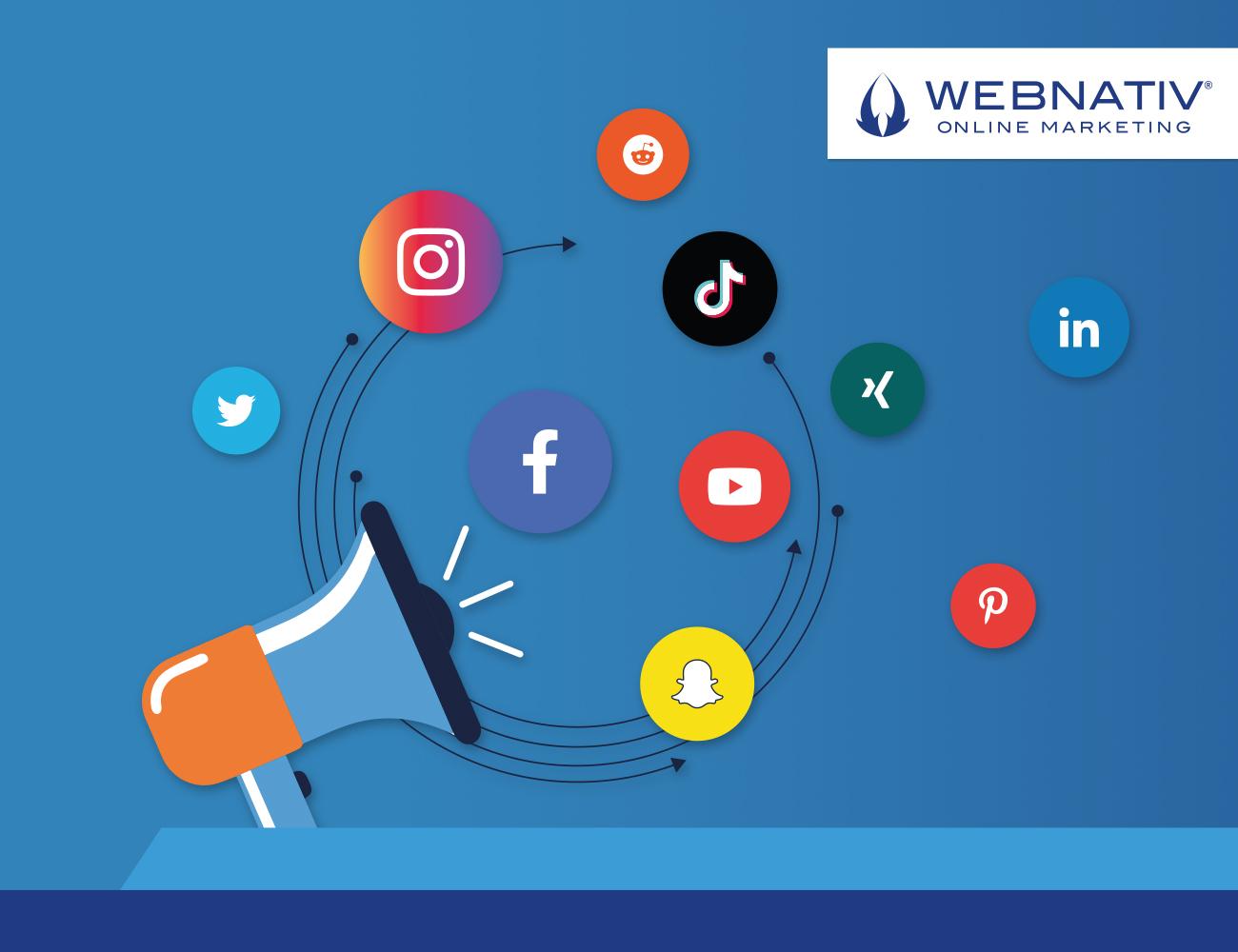 Social-Media-Advertising: Vorteile und Möglichkeiten